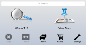 The 13 best Motorcycle Navigation Apps reviewed - garminscreenshot