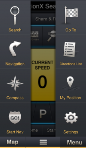 The 13 best Motorcycle Navigation Apps reviewed - gpsdrivescreenshot