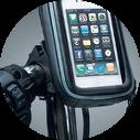 iPhone as Motorcycle GPS - mountweather