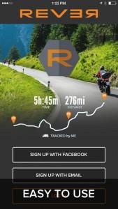 Best Motorcycle Apps - Rever1