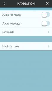 The 13 best Motorcycle Navigation Apps reviewed - wazescreenshot